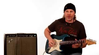 Blues Saraceno Guitar Lesson - Arpeggio Licks Phrasing - Part 3 of 3 Guitar Breakdown How To Play