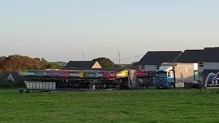 Summercourt Fair 2019 first arrivals