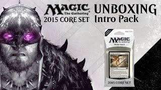 Unboxing: M15 Price Of Glory With Brad Nelson [magic: The Gathering]