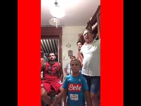 Malato del Napoli-napoli-milan 3-2