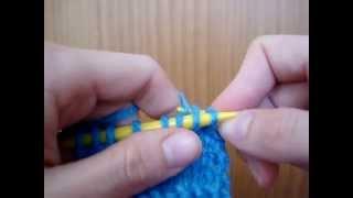 Tricô fácil - arremate 1