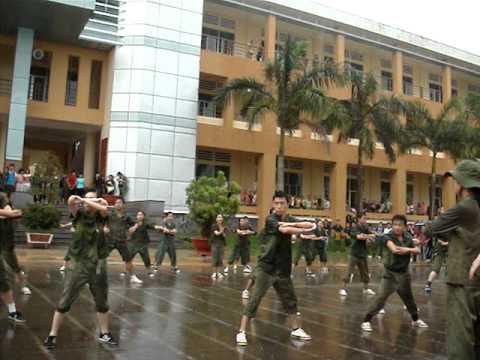 Dân vũ soran học kì quân sự 2011
