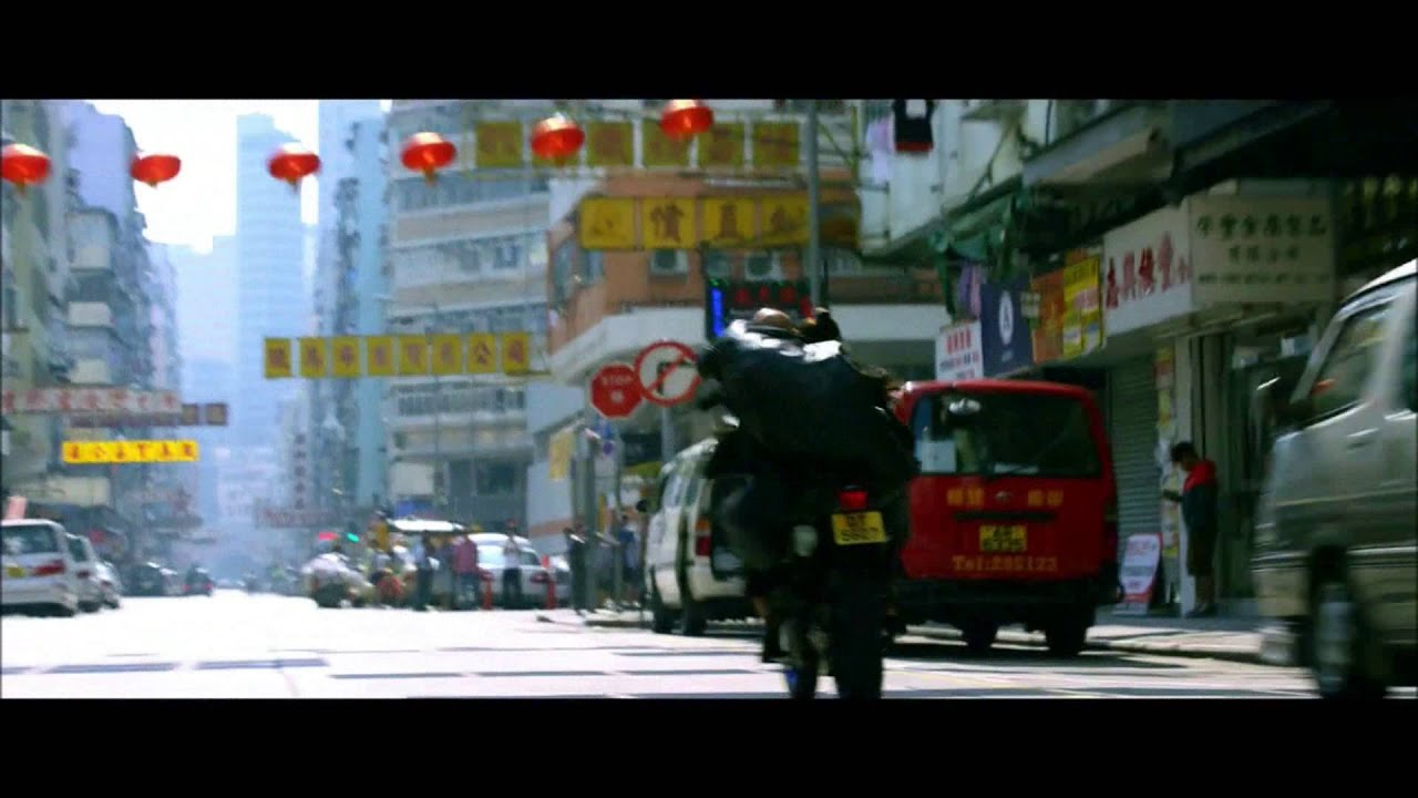 Steve Jablonsky Hong Kong Chase Film Version