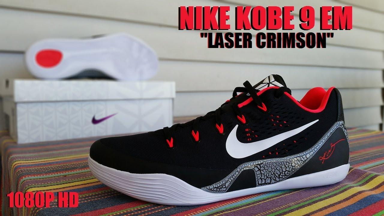 19b6084baf17 Nike Kobe 9 EM