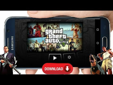 [offline] Download GTA 5 FOR ANDROID| APK + OBB DATE | REAL & WORKING | HINDI ME | GTA  V