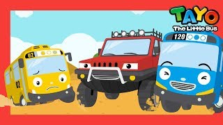 Tayo Car Song l #2 Amphibious Car l Songs for Children l Tayo the Little Bus