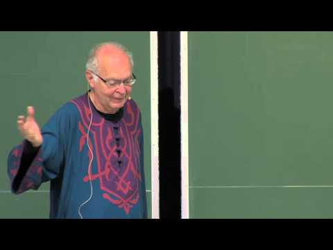 Donald E. Knuth: All Questions Answered (unedited live version)