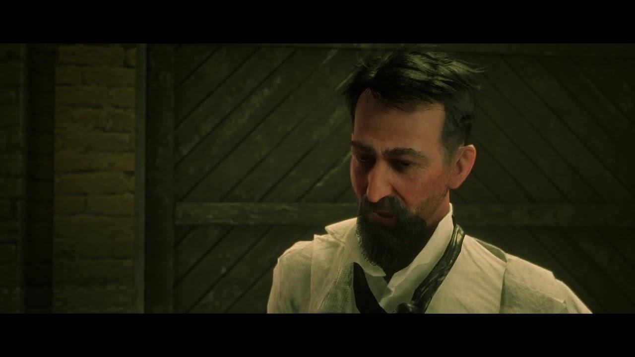 La Creazione della Vita di Marko Dragic SPOILER ALERT!!!   -GamePlay Red dead redemption 2- Ita