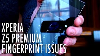 SONY Xperia Z5 Premium Fingerprint Scanner Performance and Problems | Pocketnow