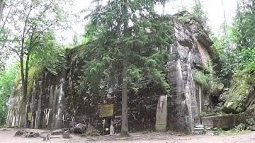 Sudenpesä - Puola - Hitlerin bunkkeri