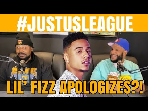 Download LIL FIZZ APOLOGIZES?! #JustUSLeagueEp35