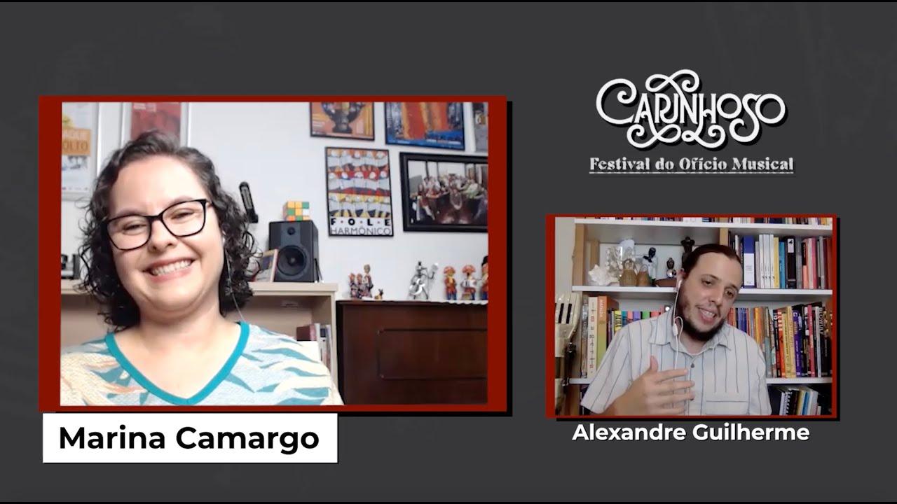 """Entrevista """"O Acordeom Brasileiro""""."""