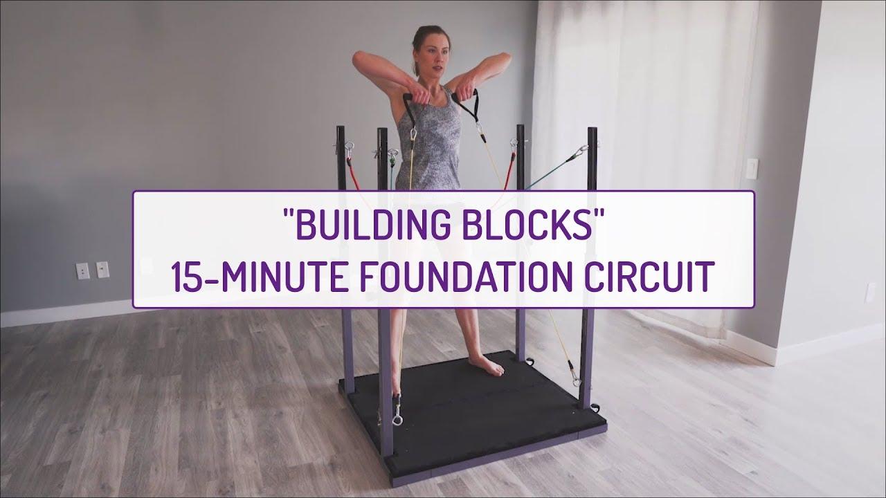 Building Blocks | 15-Minute Foundation Circuit | Evolution Training System