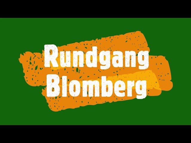 Rundgang Blomberg