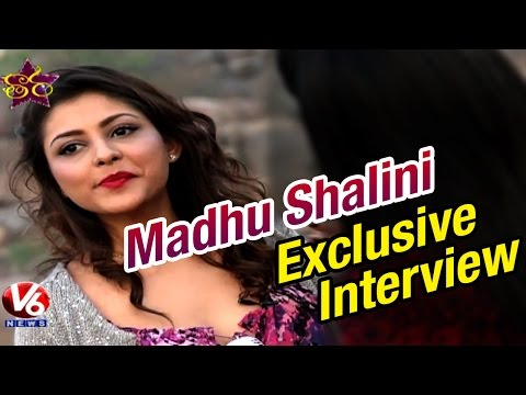 Actress 'Madhu Shalini' in special Chit Chat - Taara   V6 Exclusive