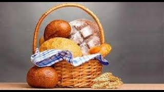 Домашний хлеб на закваске на 1 декабря 2020 полный цикл С семенами льна амаранта