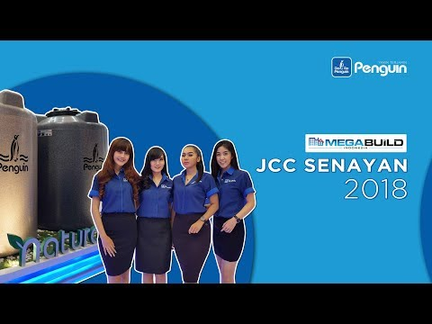 Megabuild Jakarta JCC (Jakarta Convention Centre) 2018 - Penguin Indonesia