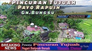 Gambar cover Pincuran Tujuah_G Bungsu_Payo Rapuih.Situjuah_Tanah Pusako_Rabab Ginyang Pasisia
