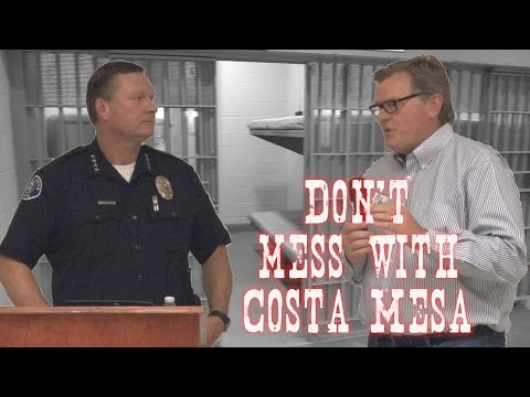 Don't Mess with Costa Mesa