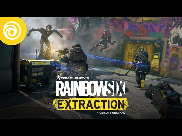 Rainbow Six Extraction: Extended Gameplay Deep Dive