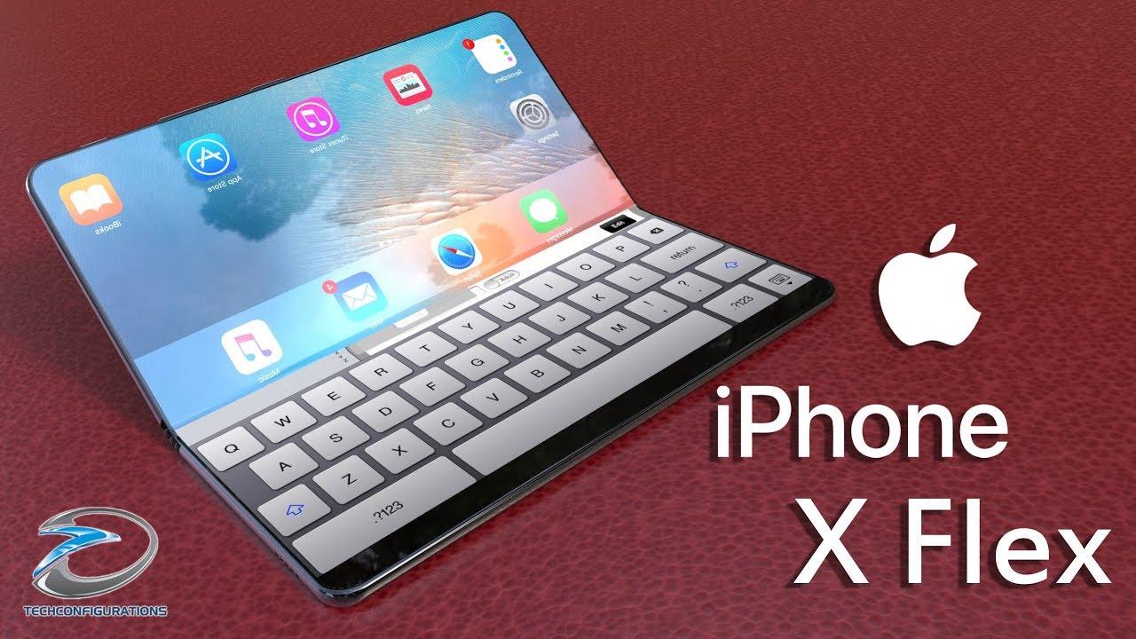 Iphone X Flex The Foldable Smartphone Concept Introduction Techconfigurations