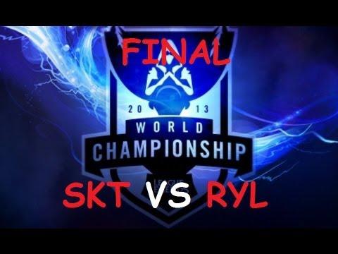 League of Legends Mundial 2013 FINAL