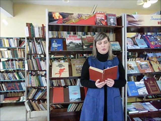 Изображение предпросмотра прочтения – СМИБСфилиал №13 читает произведение «Девочка у рояля» В.Вольтман-Спасской