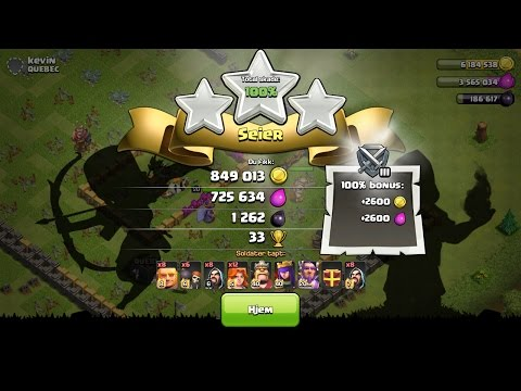 """Clash of Clans: """"WHY BRONZE/SILVER"""" Insane farming below 1000 trophies"""
