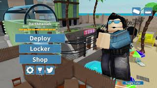 """""""Arsenal"""" is a new wonderful mode in Roblox!"""