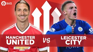 Live Stream Leicester City vs Manchester United Watchalong LIVE