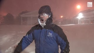 A History of Wiฑter Storms at The Weather Channel