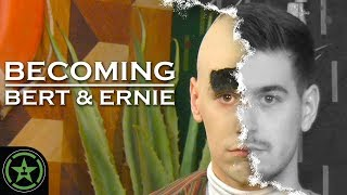 BECOMING BERT AND ERNIE - Ready Set Show