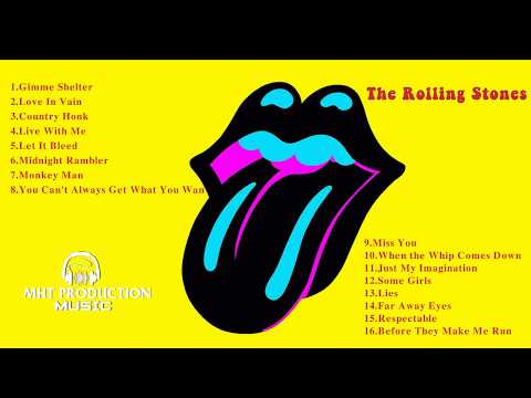 The Rolling Stones Greatest hits collection || The very best of Rolling Stones 2017
