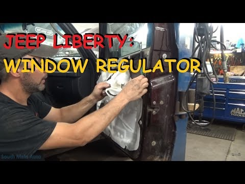 Jeep Liberty: Window Regulator