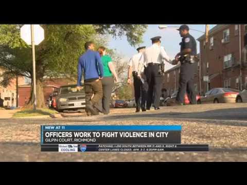 Richmond Police using several programs to fight violence   NBC12   WWBT   Richmond, VA News On Your