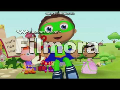 Super Why Custom Theme Song (The Story of the Super Readers)