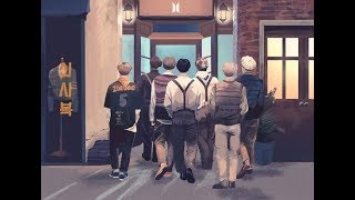 HOME + LOVE MAZE BTS LIVE HD 5TH MUSTER [ ENGSUB IN CC]