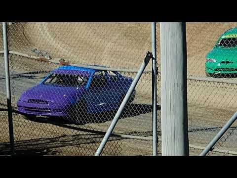 Junior sedan practice Latrobe speedway 12/10/19