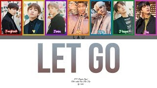 Video BTS (防弾少年団) - 'Let go' (Kang|Rom|Esp) (COLOR CODED) download MP3, 3GP, MP4, WEBM, AVI, FLV Agustus 2018