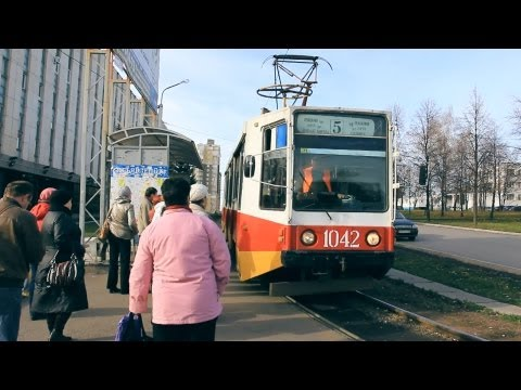 "Russian Public Transport. """"Real Russia"" ep.5"