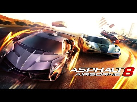Asphalt 8 - เกมส์แข่งรถสุดมันส์บน iOS และ Android ( Part 1 )