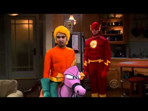 The big bang theory-Costume presentation  sc 1 st  YouTube & The big bang theory-Costume presentation - YouTube