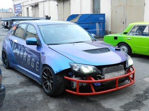 Subaru,1jz-gte, Borsh Story,замена турбины.Бложек