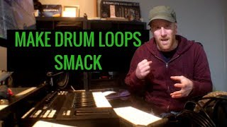 Make Your Drums Knock Harder - Logic Pro Tutorial