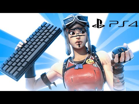 I CHEATED Using KEYBOARD & MOUSE On PS4 (Shocking)