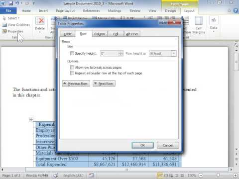 how to remove page break in word 2010