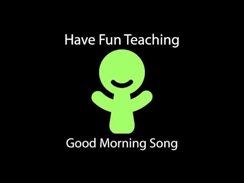 Good Morning Song Morning Circle Time Song For Kids Audio Youtube