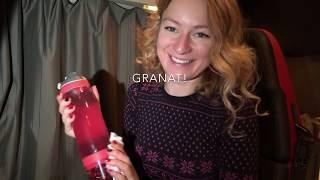 Woda granatowa - Pomegranate water - Iwona Blecharczyk 2019/16