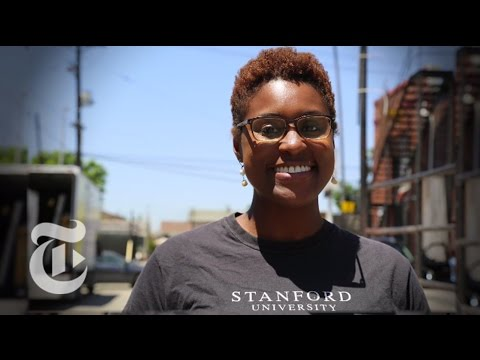 Issa Rae | Off Color Comedy | Part 3 | The New York Times
