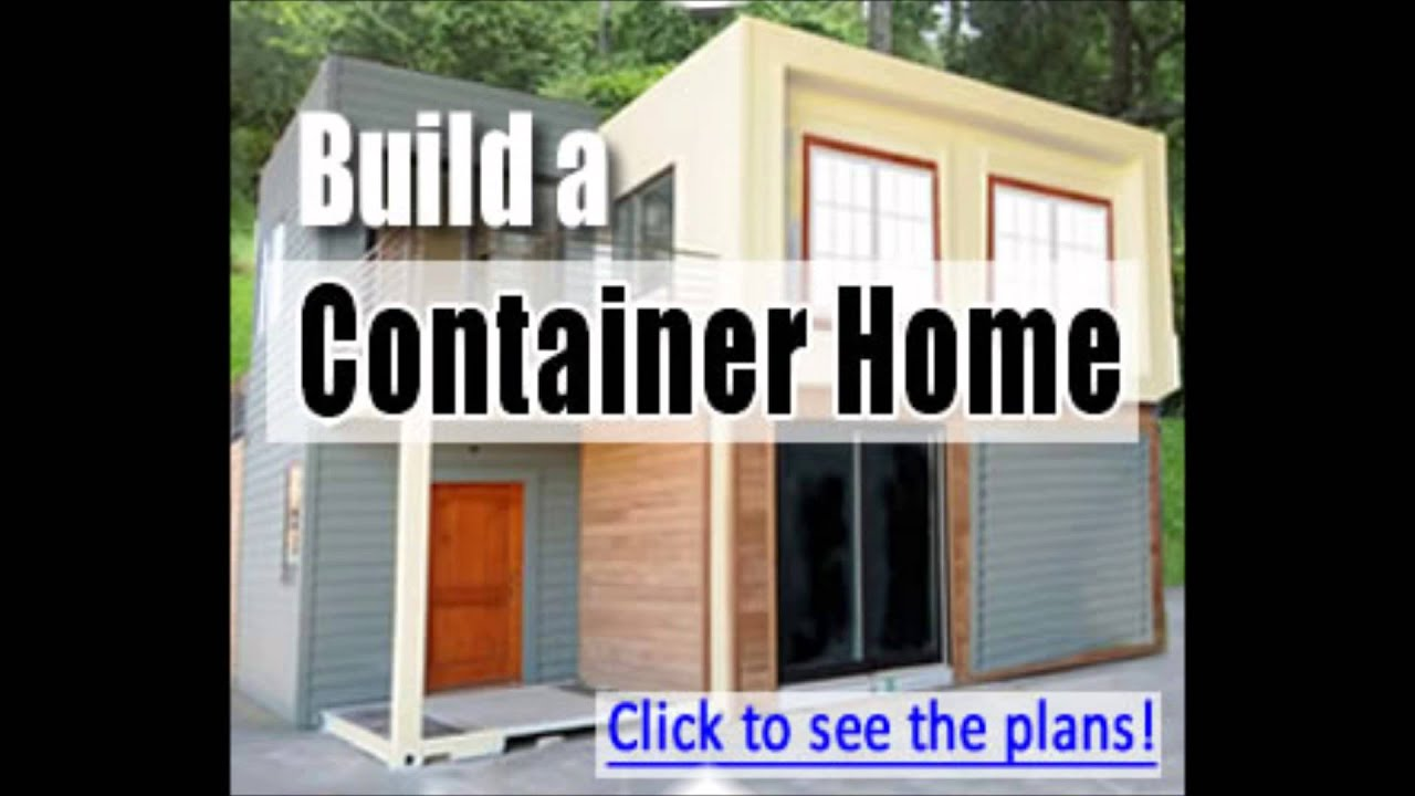 build a container home warren thatcher | amazing build a container